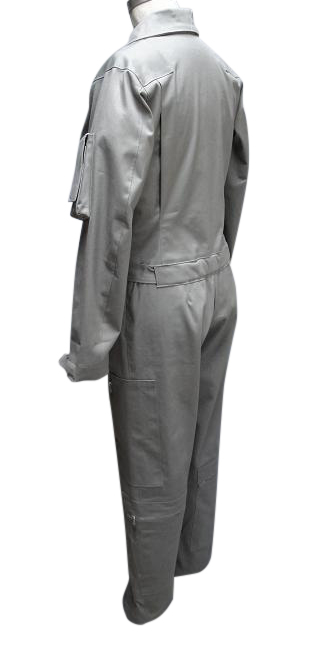 flight suit back grey